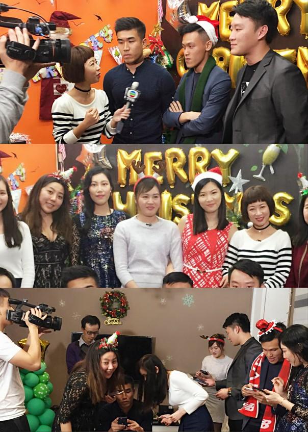 HKRD 媒體報導 - TVB東張西望:直擊HKRD Speed Dating活動成功配對故事 - HK