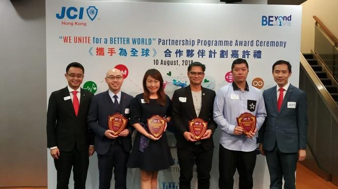 Speed Dating  HKRD榮獲JCI 「環球愛心企業」標誌  - matching 、配對 、約會 、 交友、結識異性專家